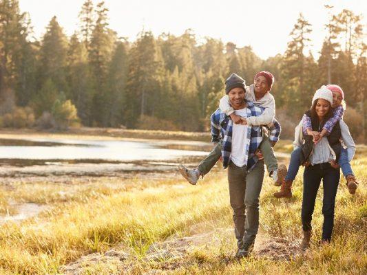 Die besten Wanderungen mit Kindern
