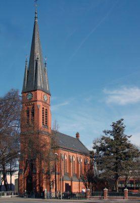 Evangelische Erlöserkirche Rosenheim