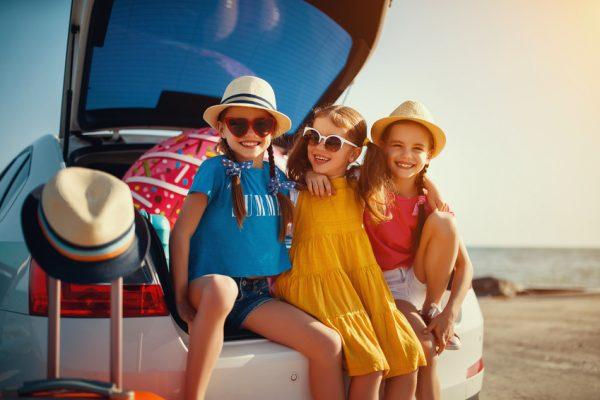 Ausflugsziel mit Kindern