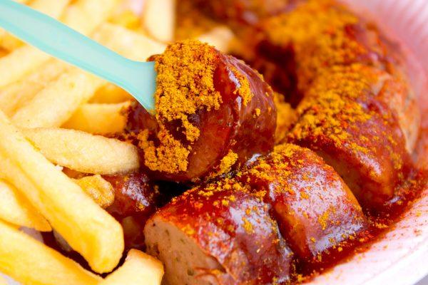 Die beste Currywurst in Rosenheim