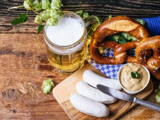 Das beste Weißwurst-Frühstück in Rosenheim
