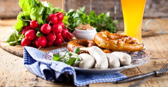 Weißwurstfrühstück in Rosenheim