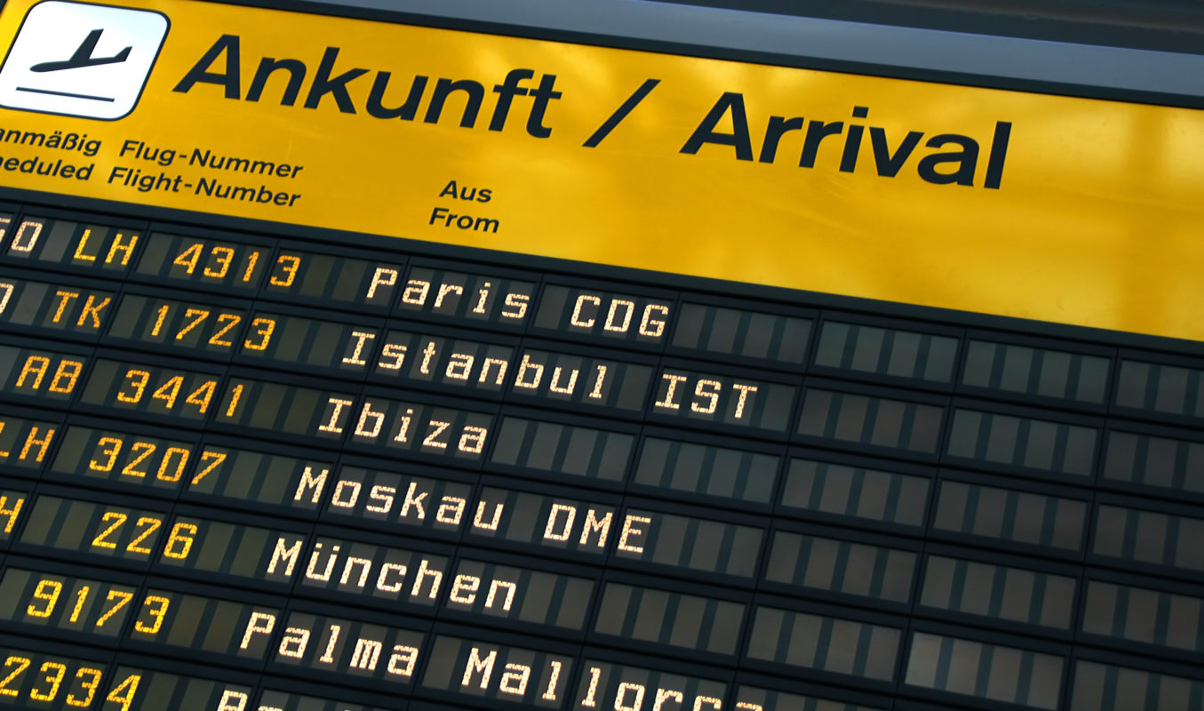 Der beste Flughafentransfer in Rosenheim