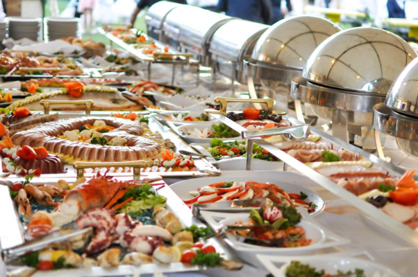 Das beste All you can eat - Buffet in Rosenheim